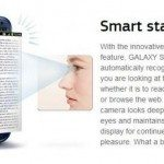 Samsung Galaxy S4 Eye Pause, Scroll and Smart Stay