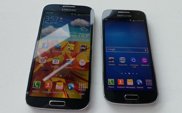 Samsung-Galaxy-S4-Mini-vs-S4-video-review