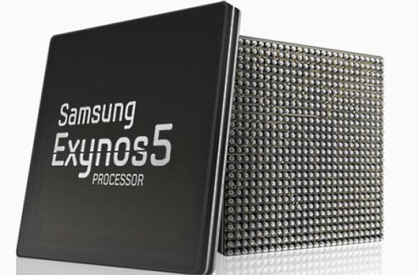 Samsung Galaxy S4, Note 3 Exynos 5 Octa processor beauty