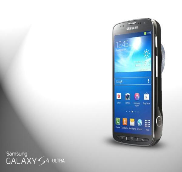 Samsung Galaxy S4 Ultra combines Mini, Active and Zoom