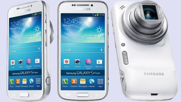 Samsung Galaxy S4 Zoom vs Huawei Ascend P6 for India