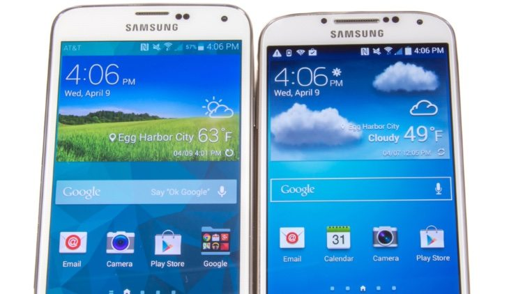Samsung Galaxy S4 and S5 Lollipop update for India arrives