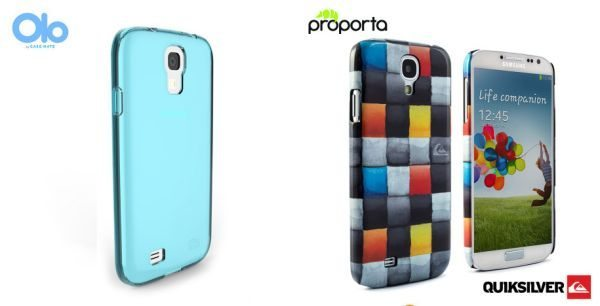 Samsung Galaxy S4 cases with style and colour pic 1