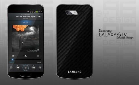 Samsung Galaxy S4 design 8