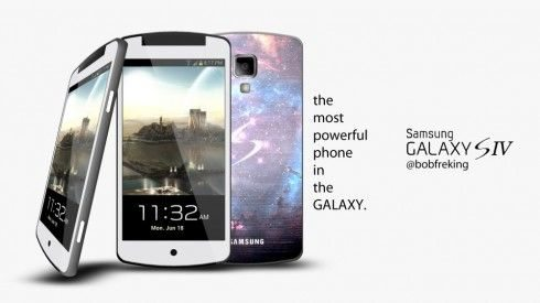 Samsung Galaxy S4 design 9