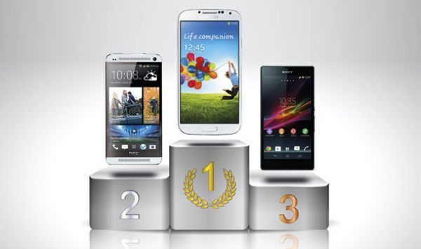 Samsung Galaxy S4 faster than HTC One, iPhone 5 in UK pic 2