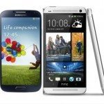 Samsung Galaxy S4 fourfold success over HTC One in first two months