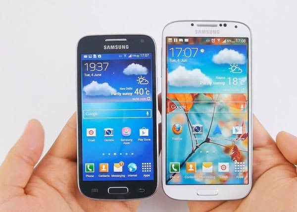 Samsung Galaxy S4 mini Review