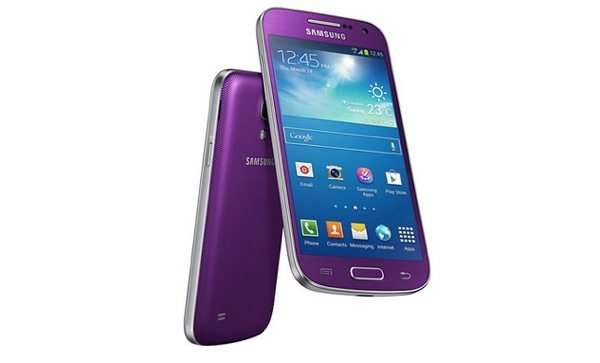Samsung Galaxy S4 mini poor sales and La Fleur Edition