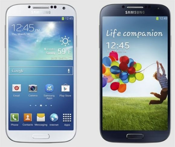 Samsung Galaxy S4 official specs are mind blowing