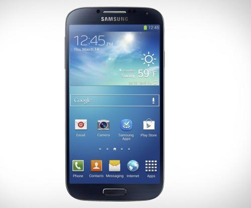 Samsung Galaxy S4 reviews via the web