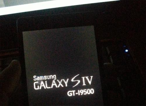 Samsung Galaxy S4 specs and images leaked
