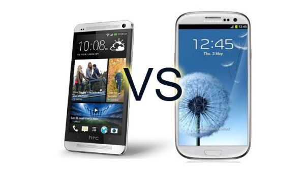 Samsung Galaxy S4 vs HTC One battery life considering 300mAh advantage