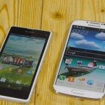 Samsung Galaxy S4 vs Sony Xperia Z1 Compact review