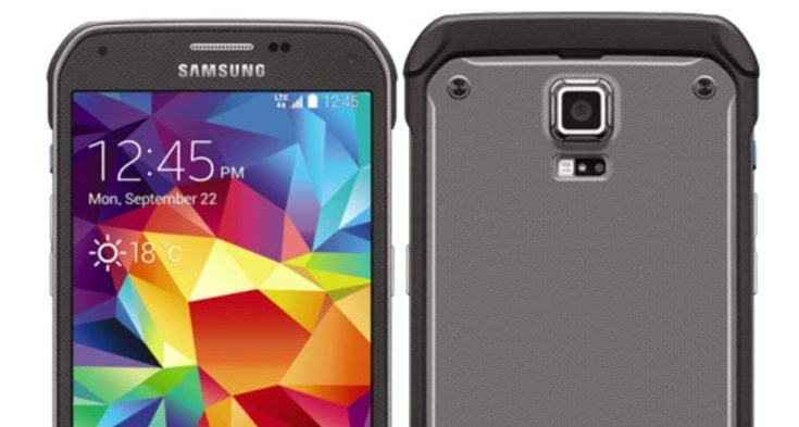 Samsung Galaxy S5 Active Android 5.1.1 update released by AT&T