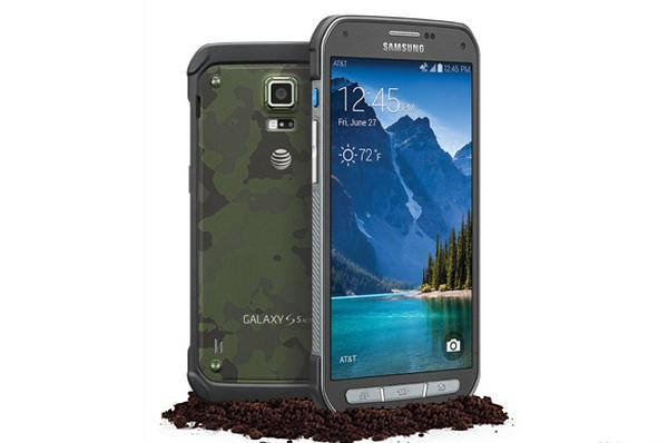 Samsung Galaxy S5 Active vs Galaxy S5