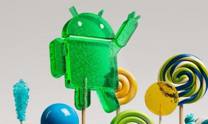 Samsung Galaxy S5 Android Lollipop update b