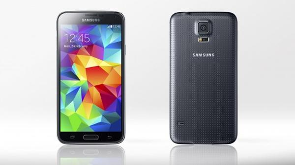 Samsung Galaxy S5 cost break down