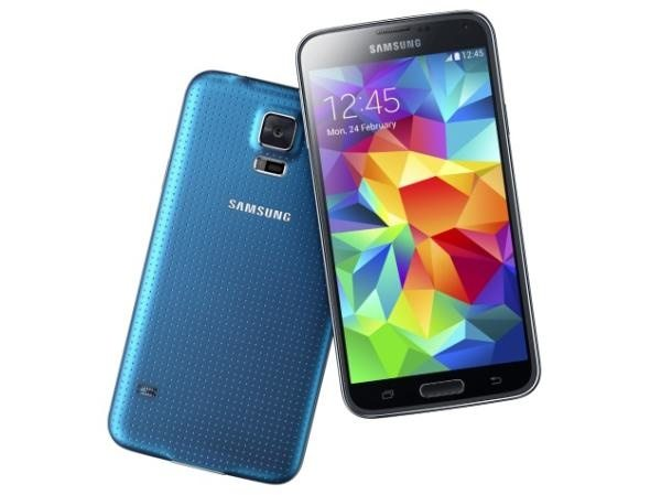 Samsung Galaxy S5 recognized for best smartphone display