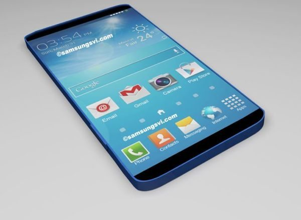 Samsung Galaxy S5 should look like S6 concept pic 1