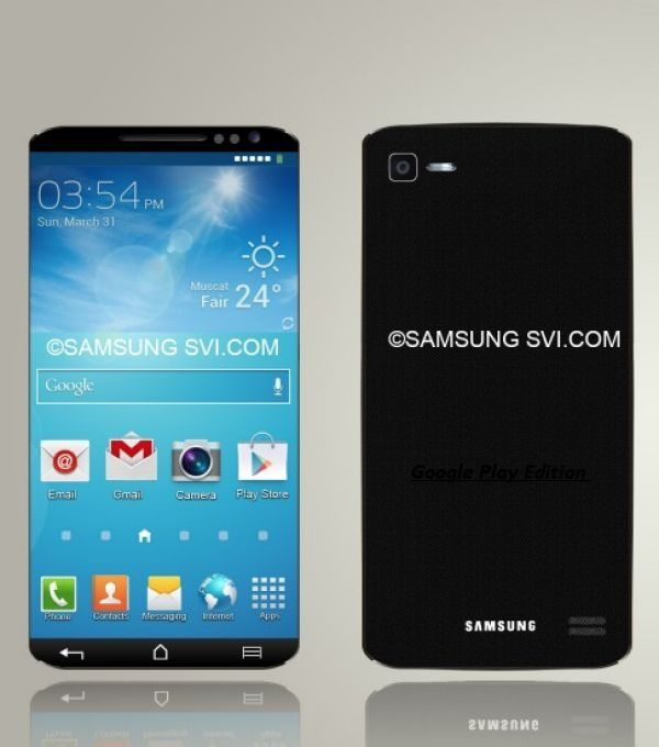 Samsung Galaxy S5 should look like S6 concept pic 2