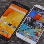 Samsung Galaxy S5 vs Galaxy S4 progress or price