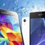 Samsung Galaxy S5 vs Sony Xperia Z2 specs breakdown