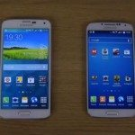 Samsung Galaxy S5 vs. Galaxy S4 Internet speed test video
