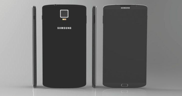 Samsung Galaxy S6 and Edge design e
