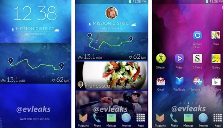 Samsung Galaxy S6 anticipated features