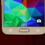 Samsung Galaxy S6 fingeprint sensor