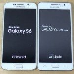 Samsung Galaxy S6 vs Galaxy Grand Prime in bootup test