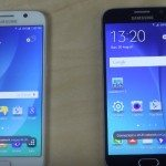 Samsung Galaxy S6 vs Galaxy S6 on Note 5 ROM