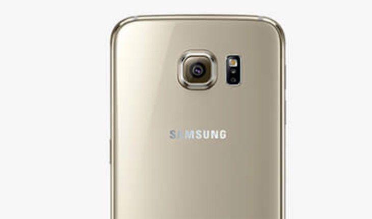 Samsung Galaxy S6 vs Galaxy s5 b