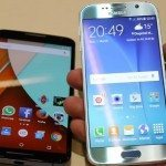 Samsung Galaxy S6 vs Nexus 6