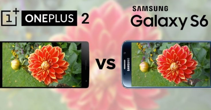 Samsung Galaxy S6 vs OnePlus 2 camera comparison b