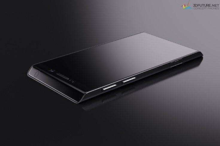 Samsung Galaxy S7 Edge design e