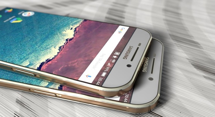 Samsung Galaxy S7 Premium design d