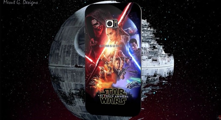 Samsung Galaxy S7 Star Wars design appeals with Force Touch