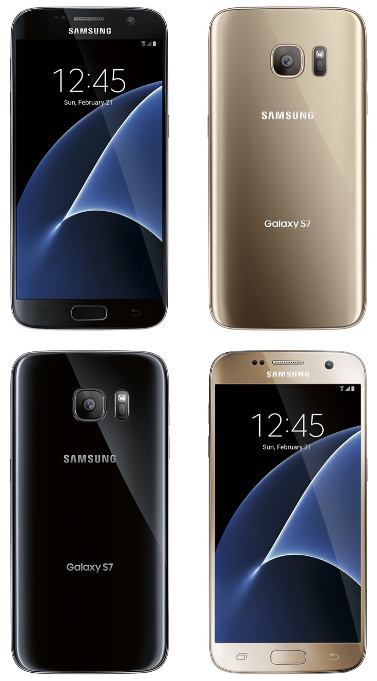 samsung galaxy s7 and s7 edge colors shown in newest. Black Bedroom Furniture Sets. Home Design Ideas