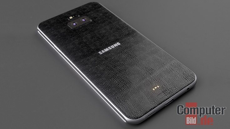 Samsung Galaxy S7 design e