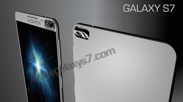 Samsung Galaxy S7 vision c