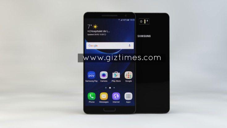 Samsung Galaxy S8 b