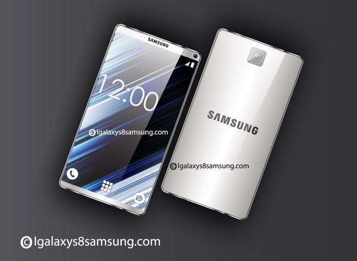 Samsung Galaxy S8 design c