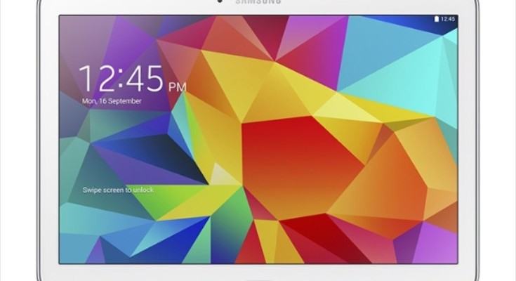 Samsung Galaxy Tab 4 8.0 LTE Android 5.1.1 update