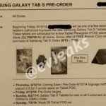 Samsung Galaxy Tab 8.4 and 10.5 release date claimed