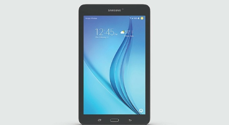 Samsung Galaxy Tab E 8.0 now on sale at Verizon