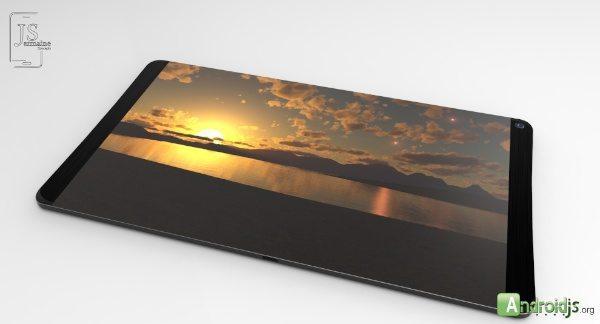 Samsung Galaxy Tab Flex design b