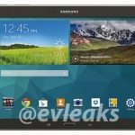 Samsung Galaxy Tab S 10.5 press photos leak