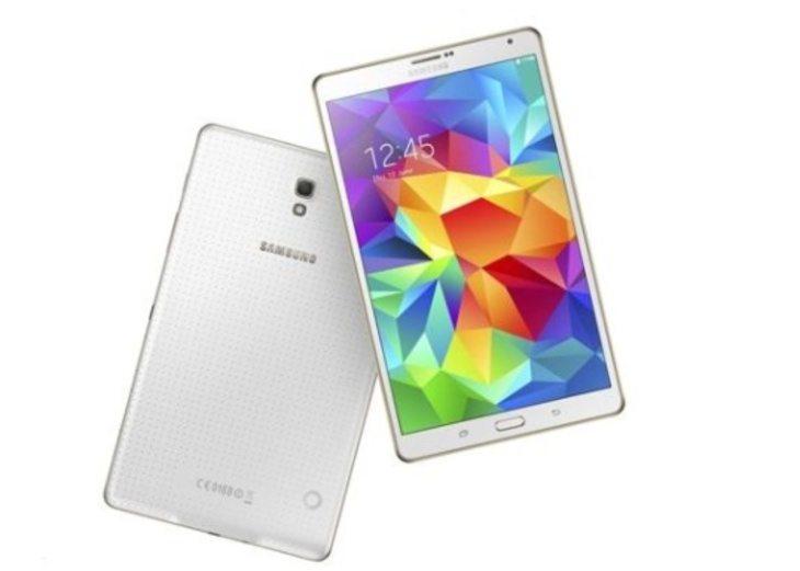 Samsung Galaxy Tab S 8.4 problem acknowledged